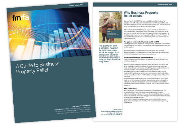 A Guide to Business Property Relief